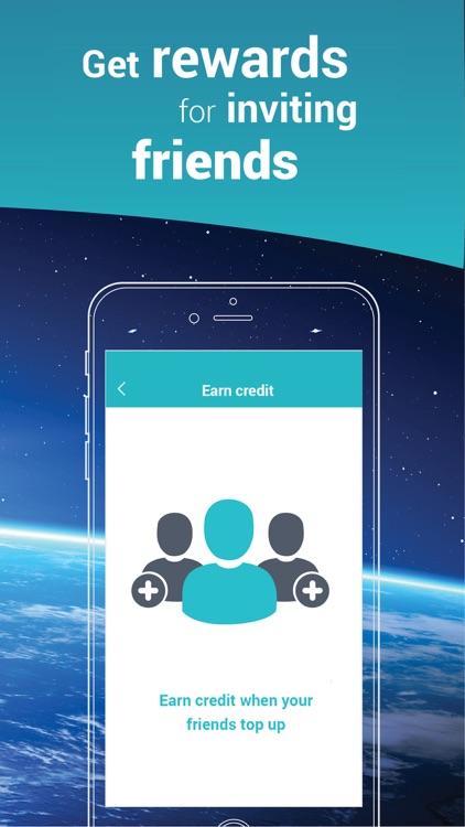 PlanetTalk International Calls screenshot-4