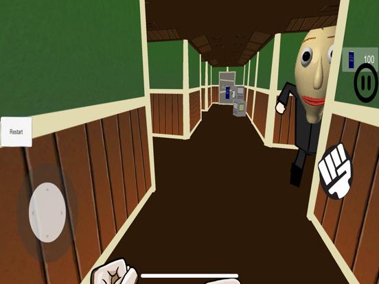 Super Baldi Survival School screenshot 5