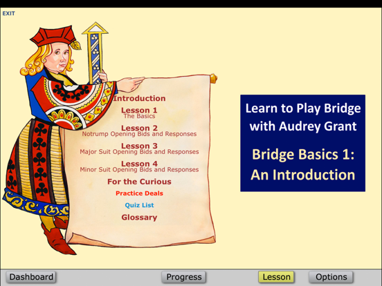 Audrey Grant's Better Bridge - Bringing you the world's best bridge information screenshot
