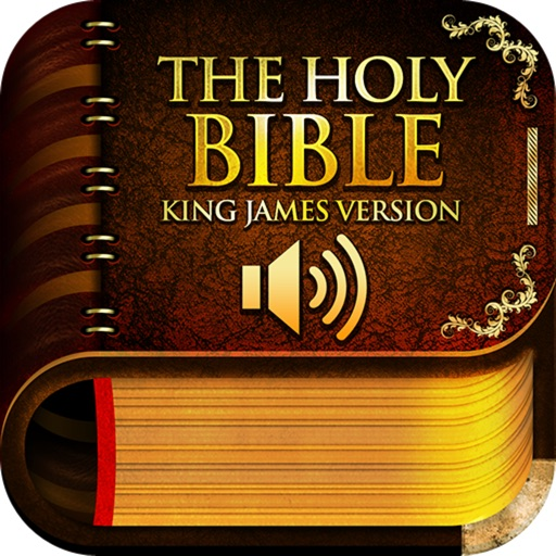 Holy Bible Audio & Book App