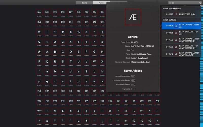 Cicero: A Unicode? Tool for Mac