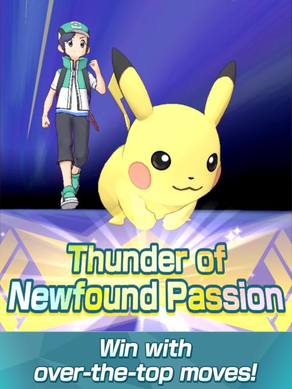 Pokémon Masters screenshot 15
