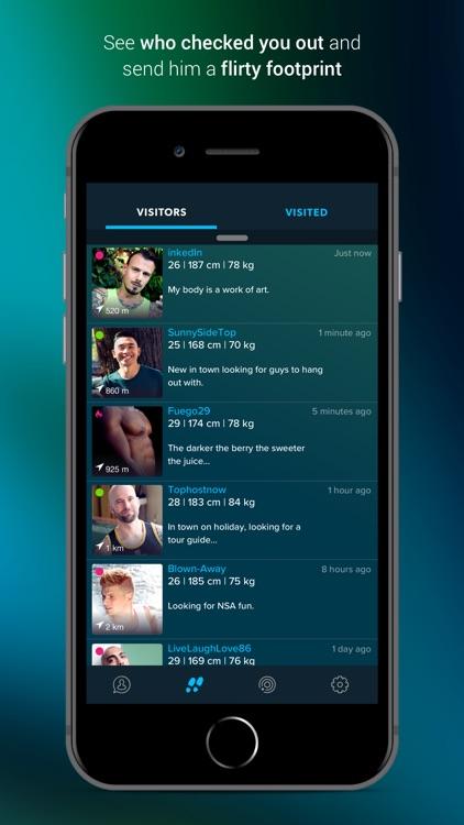 ROMEO - Gay Chat & Dating screenshot-5