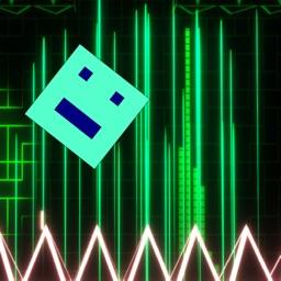 疯狂方块——随音乐节奏的竞技跑酷游戏