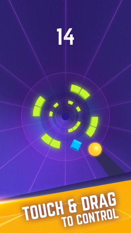 Dancing Vortex: Color Ball Run