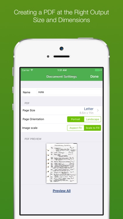 ClearScanner Pro: PDF Scanning screenshot-3