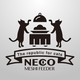NECO MESHI FEEDER