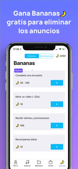 app para descargar musica gratis iphone