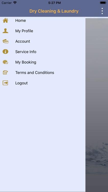DoorServe Dry Cleaning screenshot-4