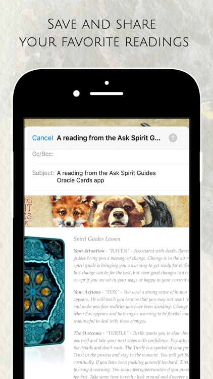 Ask the Spirit Guides Oracle screenshot-8