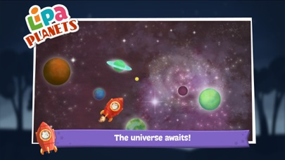 Lipa Planets: The BookScreenshot of 5