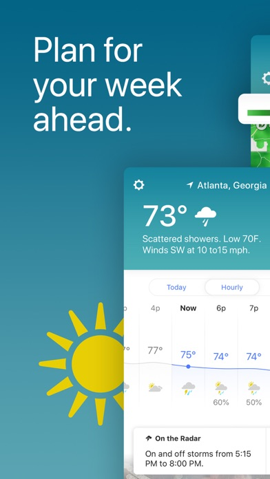 download Weather - The Weather Channel apps 9