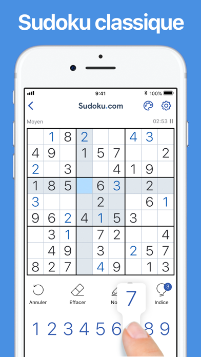 Sudoku.com - Jeu de logique sur pc