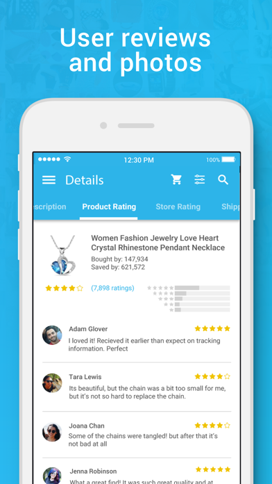 Screenshot for Wish - Shopping Made Fun in Azerbaijan App Store