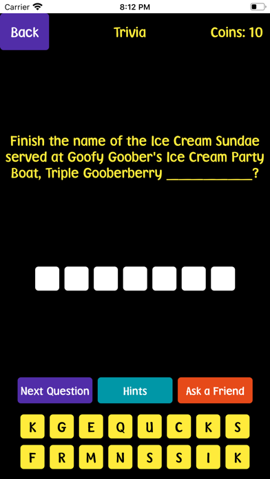 Quiz About SpongeBob