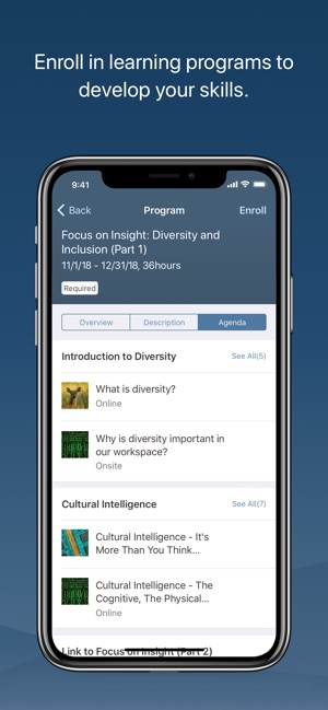 Learning by SuccessFactors on the App Store