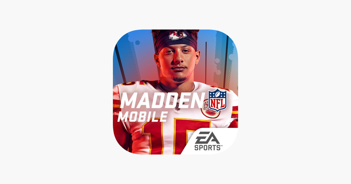 MADDEN NFL MOBILE FOOTBALL on the App Store