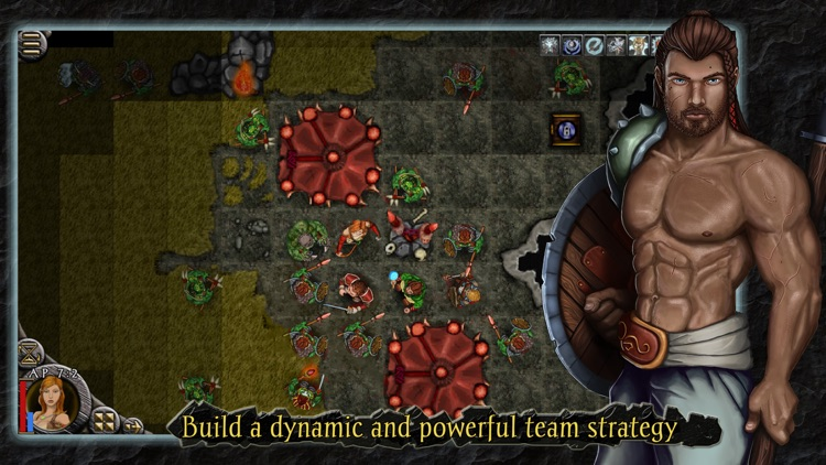 Heroes of Steel RPG Elite screenshot-1