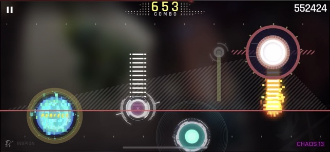 ‎Cytus II Screenshot