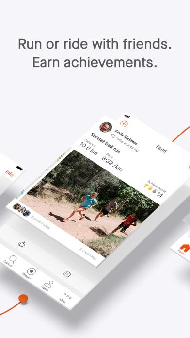 Screenshot for Strava: Run & Ride Training in Kuwait App Store