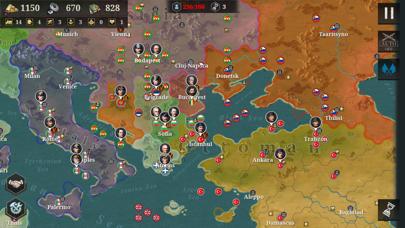 European War 6: 1914 screenshot 2