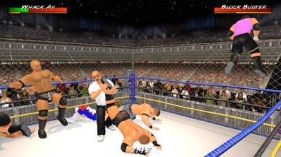 Wrestling Revolution 3D (Pro) by MDickie Limited (iOS, United States