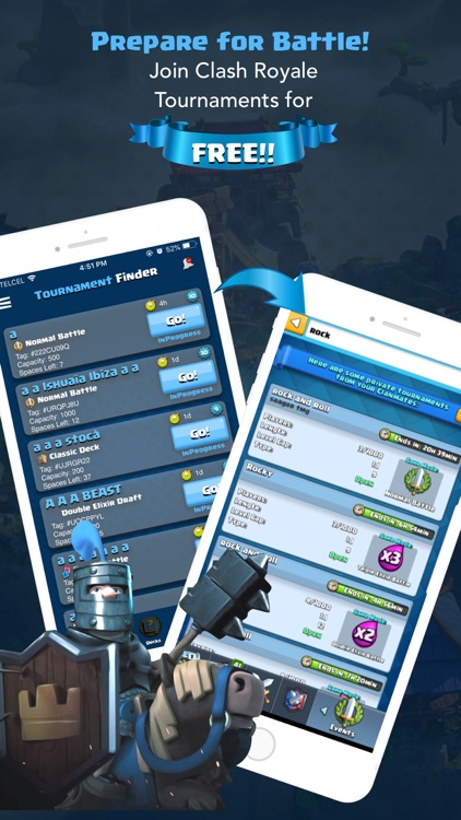 Stats & Tools for Clash