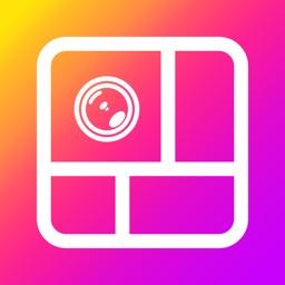 Collage Maker - Grid & Editor