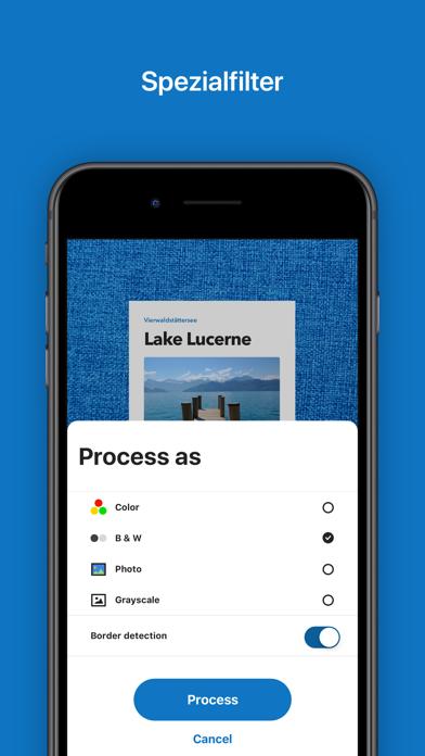 Screenshot for Scanner: PDF-Dokument scannen in Austria App Store