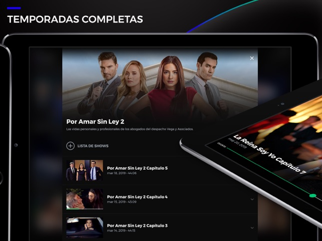 UnivisionNow En Vivo/On Demand on the App Store