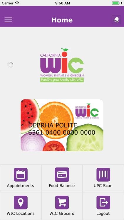 California WIC App screenshot-4