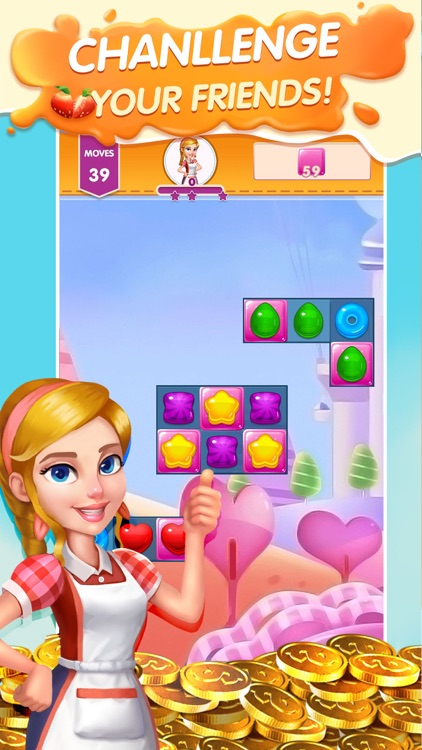 Candy Lucky:Match Puzzle Game screenshot-4