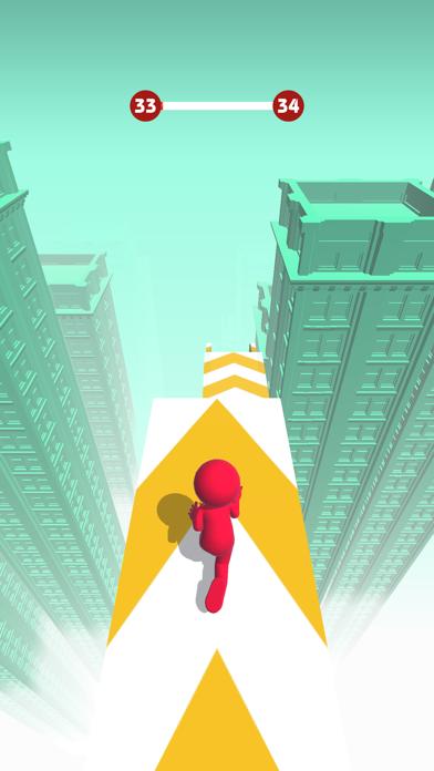 Sky Runner 3D Screenshot