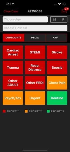 Twiage EMS on the App Store