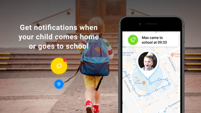 Find My Kids: Family tracker screenshot