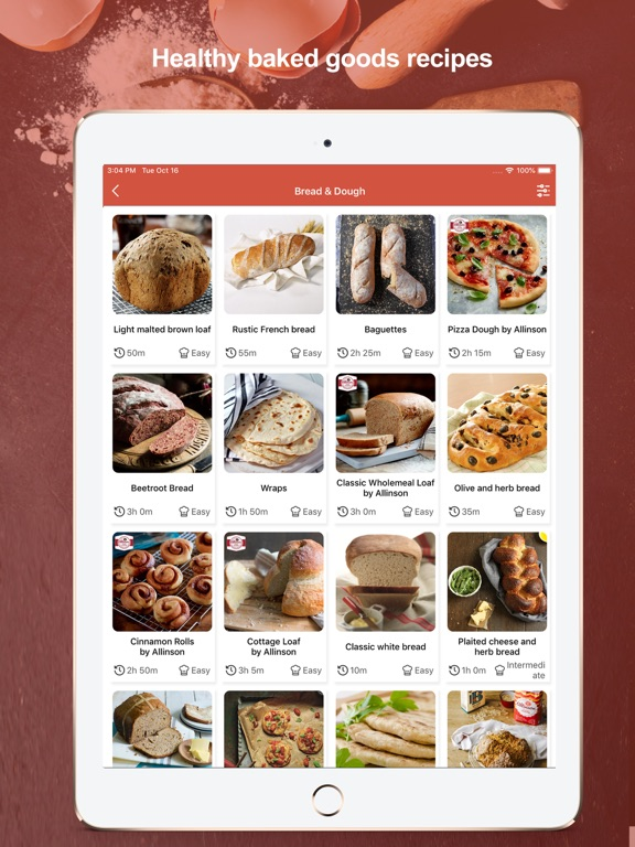 Baking Recipes & ideas screenshot