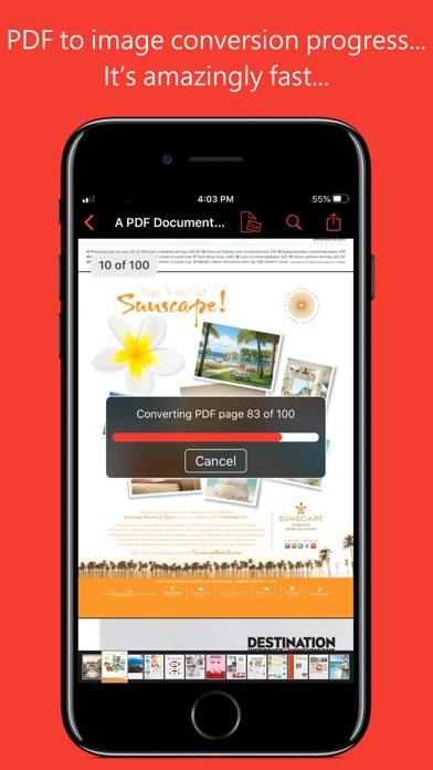 Descargar PDF to JPG for iOS para Android