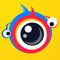 App Icon for ClipClaps - Video PK App in Colombia App Store