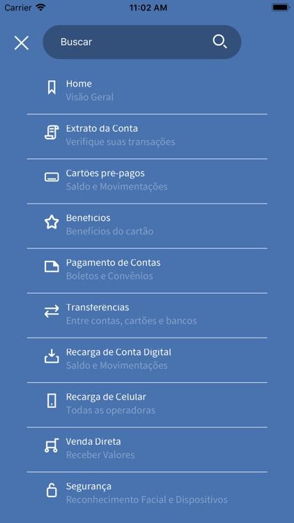 Conta Digital Avus Super screenshot-3