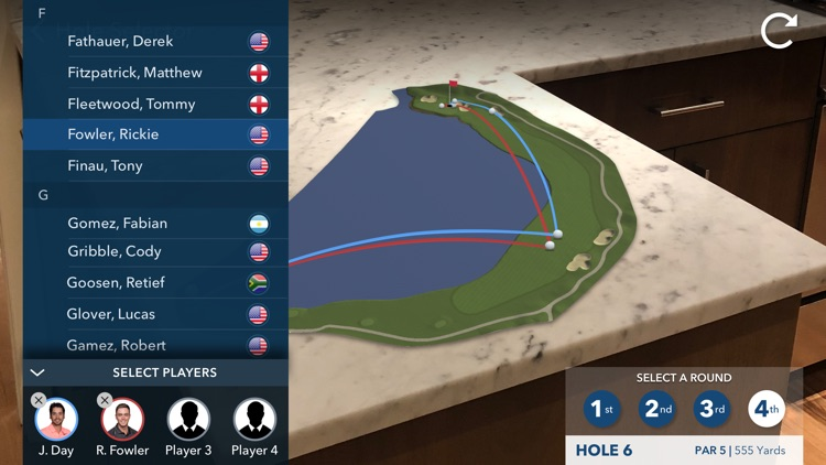 PGA TOUR AR screenshot-3