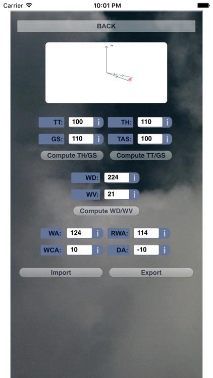 Aviation NavCalc screenshot-3