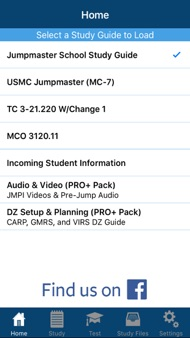 Jumpmaster PRO Study Guide iphone images