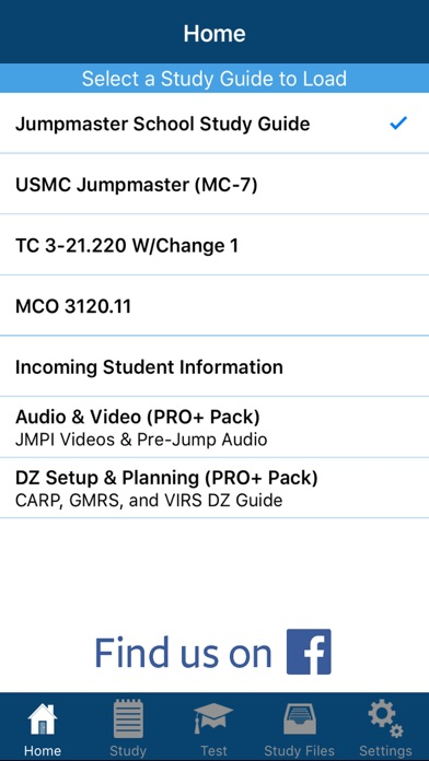Jumpmaster PRO Study Guide app image