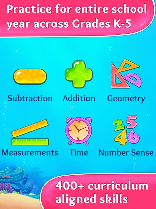 3rd Grade Math Games for Kids on the App Store