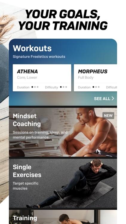 Freeletics – Training Coach