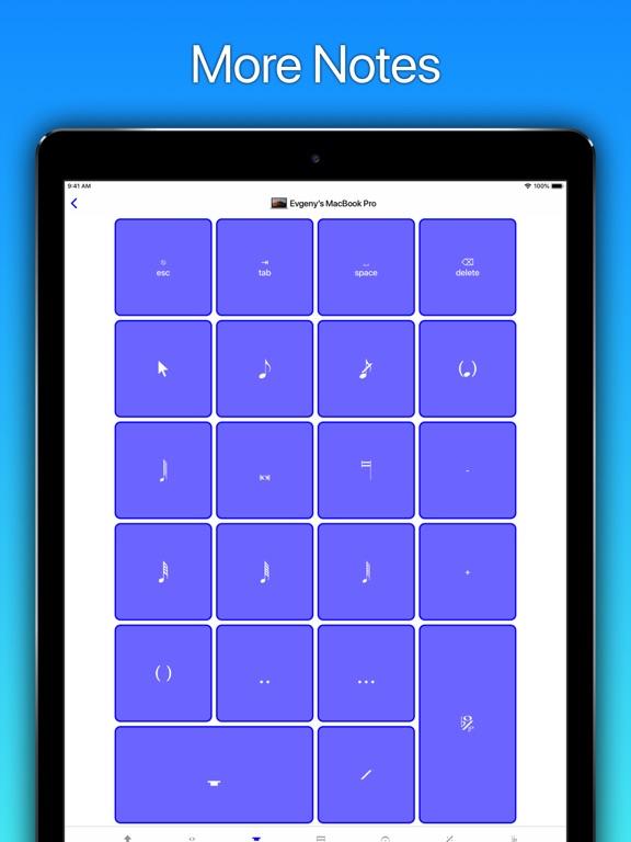 Sibelius KeyPad for Macのおすすめ画像3