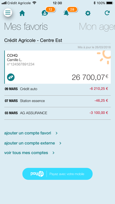 messages.download Ma Banque software