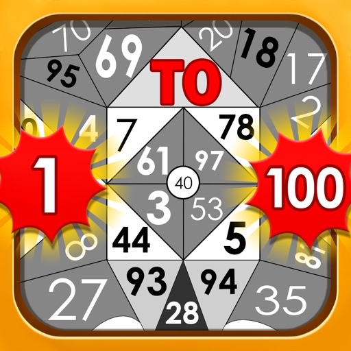 Find The Numbers 1 to 100