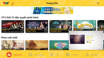 Tải về VTV Giải Trí - Internet TV cho Pc