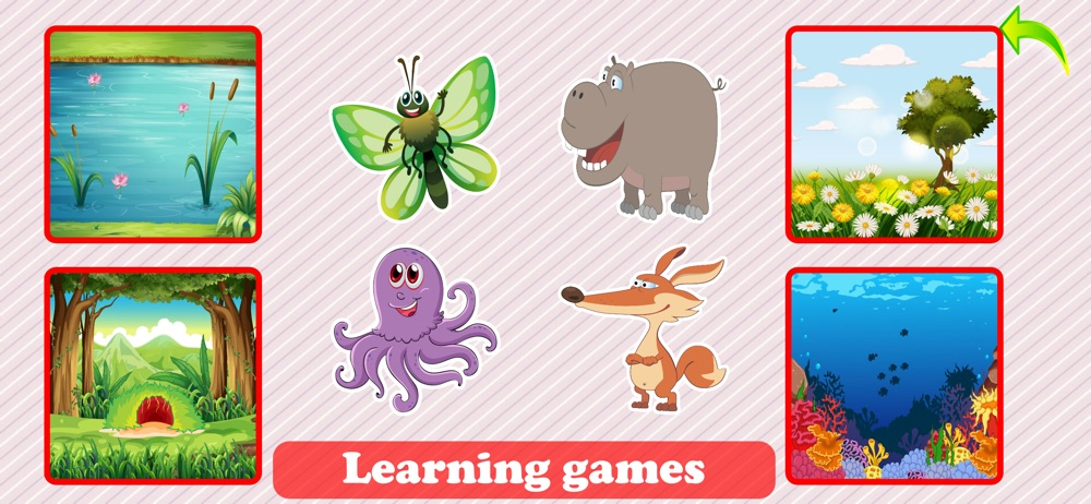 Baby Games: Animals for Kids Cheat Codes